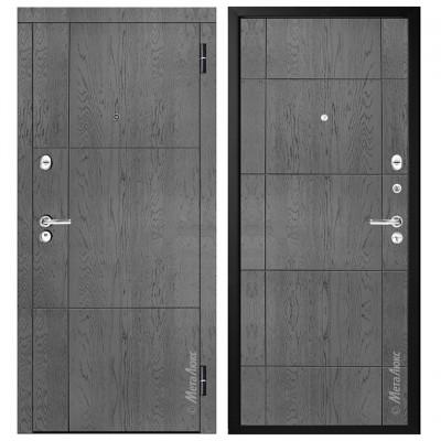 Дверь входная - Металюкс М352