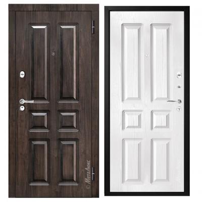 Дверь входная - Металюкс М381/3