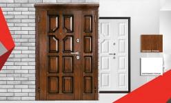 Входные двери Металюкс, коллекция Статус (премиум-сегмент)