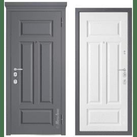 Дверь входная - Металюкс Милано М1002/5 E