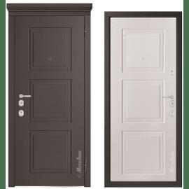 Дверь входная - Металюкс Милано М1010/10 E