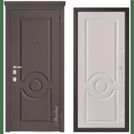 Дверь входная - Металюкс Милано М1000/10 E