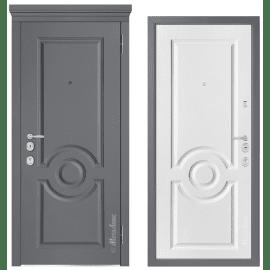 Дверь входная - Металюкс Милано М1000/5 E
