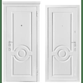 Дверь входная - Металюкс Милано М1000/7 E