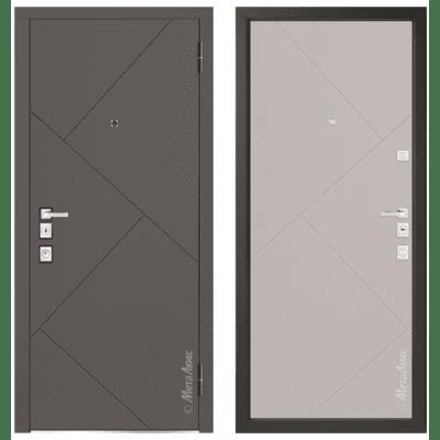 Дверь входная - Металюкс Милано М1100/7