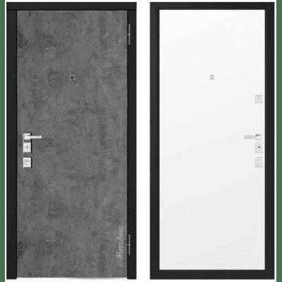 Дверь входная - Металюкс Милано М1201