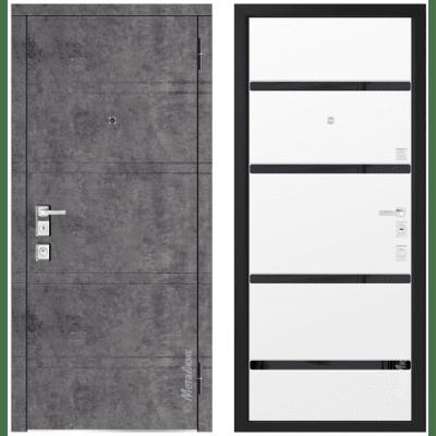 Дверь входная - Металюкс Милано М1300/9