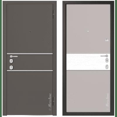 Дверь входная - Металюкс Милано М1402/1