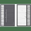 Дверь входная - Металюкс Милано СМ1500/5 E