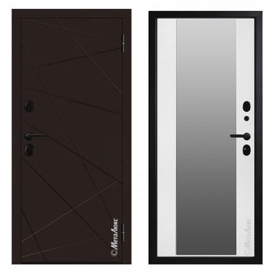Дверь входная - Металюкс М602/1Z