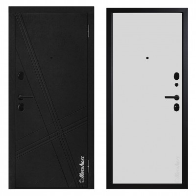Дверь входная - Металюкс М613