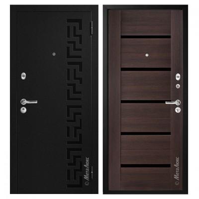 Дверь входная - Металюкс Техно М728