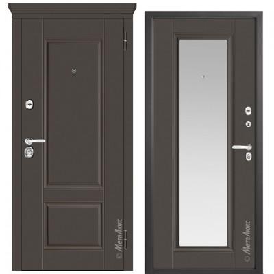 Дверь входная - Металюкс М730/3 Z