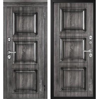 Дверь входная - Металюкс Альянс М705/4