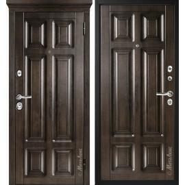 Дверь входная - Металюкс Идеал М706/2