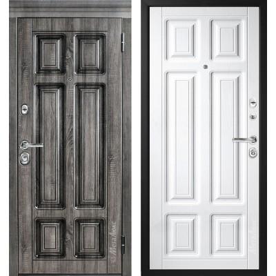 Дверь входная - Металюкс Идеал М706/3