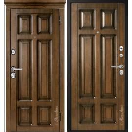 Дверь входная - Металюкс Идеал М706/4