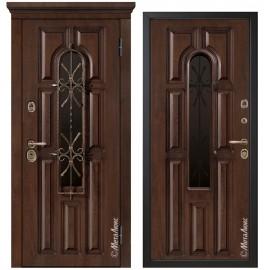 Дверь входная - Металюкс СМ760