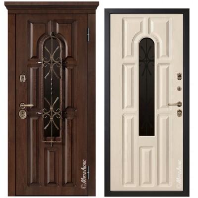 Дверь входная - Металюкс СМ760/16