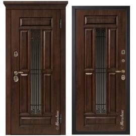 Дверь входная - Металюкс СМ762