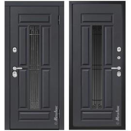 Дверь входная - Металюкс СМ762/2
