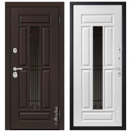 Дверь входная - Металюкс СМ762/9