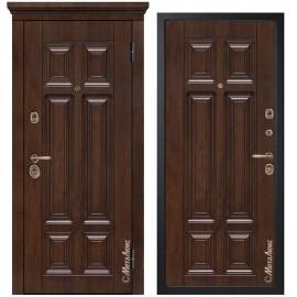 Дверь входная - Металюкс М706/2