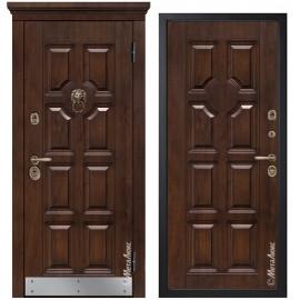 Дверь входная - Металюкс М707/2