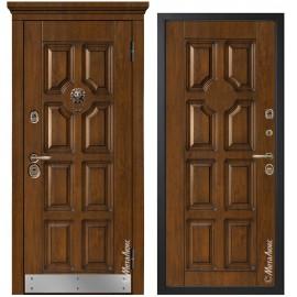 Дверь входная - Металюкс М707/3