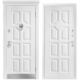 Дверь входная - Металюкс M707/7E