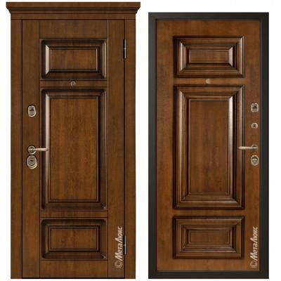 Дверь входная - Металюкс М708