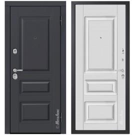 Дверь входная - Металюкс М709/35