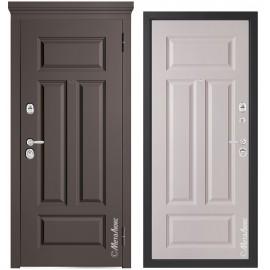Дверь входная - Металюкс M722/10E