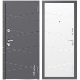 Дверь входная - Металюкс M744/5E