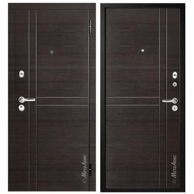 Дверь входная - Металюкс М32/1