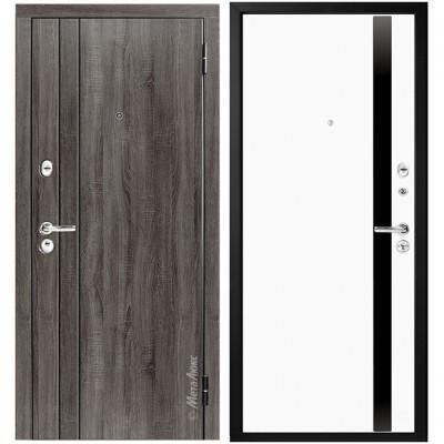 Дверь входная - Металюкс М33/4