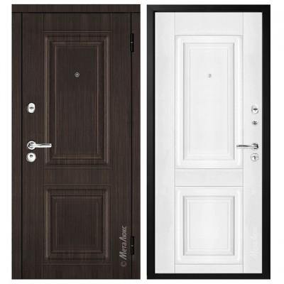Дверь входная - Металюкс М34/2