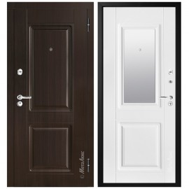 Дверь входная - Металюкс М34/2 Z