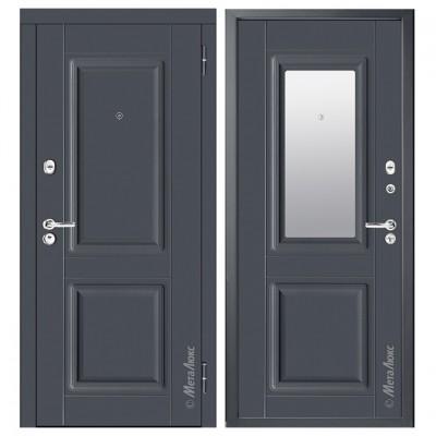 Дверь входная - Металюкс М34/7 Z
