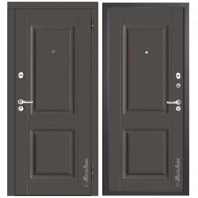 Дверь входная - Металюкс М34/9