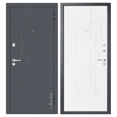 Дверь входная - Металюкс М55/1