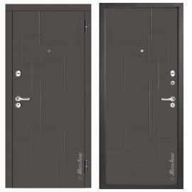 Дверь входная - Металюкс М55/2