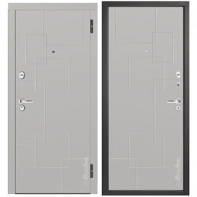 Дверь входная - Металюкс М55/4