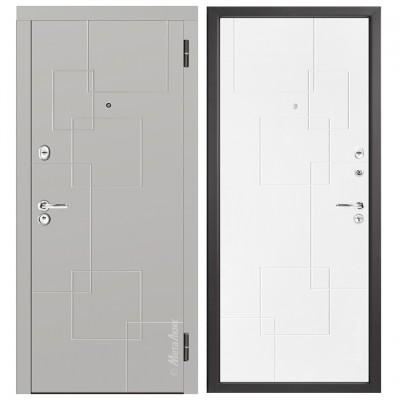 Дверь входная - Металюкс М55/5