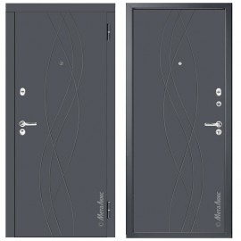 Дверь входная - Металюкс М56
