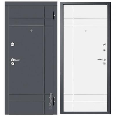 Дверь входная - Металюкс М57/1