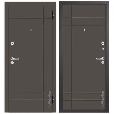 Дверь входная - Металюкс М57/2