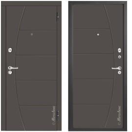Дверь входная - Металюкс М58/2