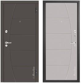 Дверь входная - Металюкс М58/3