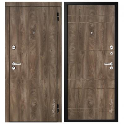 Дверь входная - Металюкс М93